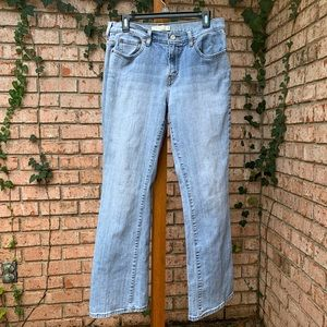 Levi's Light Denim Bootcut 515 Jeans